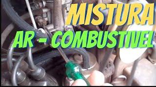 getlinkyoutube.com-Como regular mistura ar - combustivel no carburador