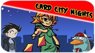 Primeras impresiones: Soac Juega Card City Nights
