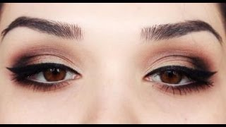 getlinkyoutube.com-Valentines day Sexy eye make up tutorial