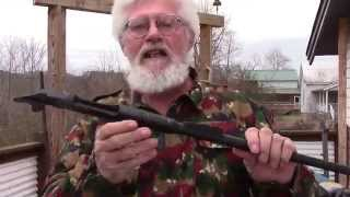 getlinkyoutube.com-How To Remove a Mosin Nagant Rifle Barrel,  Round Receiver, 91/30, By Bruce
