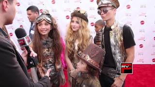 getlinkyoutube.com-The Cast of Girl Meets World talks about their show at KCA Dream Halloween