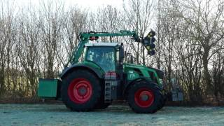 Spearhead Twiga Flex 890T with Chris Gardner from Mill Farm Ashorne