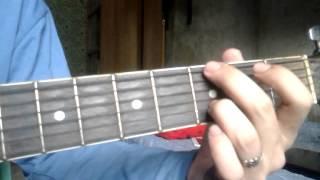 Hahaha Hasula - Kurt Fick (guitar cover)