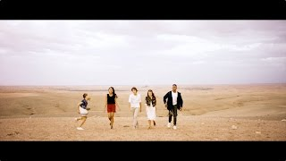 getlinkyoutube.com-Kids United - Tout Le Bonheur Du Monde (Clip Officiel)