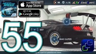 getlinkyoutube.com-NEED FOR SPEED No Limits Android iOS Walkthrough - Part 55 - Car Series: Chapter 2: Horse Power