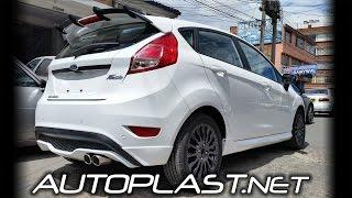 getlinkyoutube.com-AutoPlast BodyWorX - Ford Fiesta Titanium ST MK7.5 BodyKit