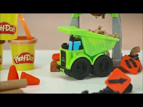 Play-Doh Wheels Gravel Yard