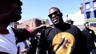 David Banner & Maino - Castles in Brooklyn (Making Of)