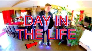 DAY IN THE LIFE | Corey & Capron Funk