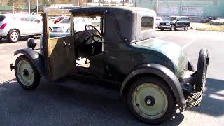 "getlinkyoutube.com-1928 Chevrolet Coupe ""Barn Find"""