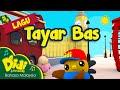 Lagu Kanak-Kanak | Tayar Bas | Didi & Friends