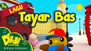 getlinkyoutube.com-Lagu Kanak-Kanak | Tayar Bas | Didi & Friends