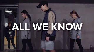 getlinkyoutube.com-All We Know - The Chainsmokers ft. Phoebe Ryan / Junsun Yoo Choreography