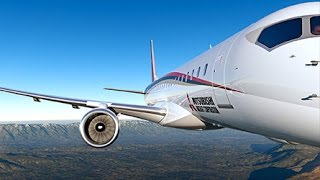 getlinkyoutube.com-The first Japanese-made passenger jet - Mitsubishi Regional Jet -  MRJ90