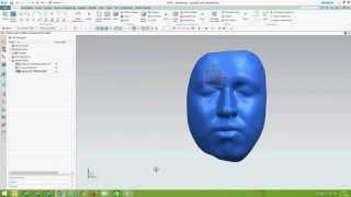 getlinkyoutube.com-Siemens NX 9.0 - Rapid Surface Example
