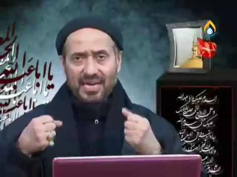 Powerful speech of Jan Ali kazmi on MAREFT E NAFS