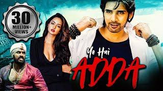 getlinkyoutube.com-Adda (2016) Full Hindi Dubbed Movie | Sushant, Shanvi, Dev Gill | Telugu Movies Dubbed in Hindi
