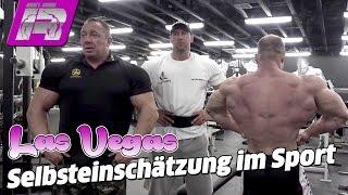 getlinkyoutube.com-Selbsteinschätzung im Sport? - Markus, Matthias, Ronny und Regiane in Las Vegas