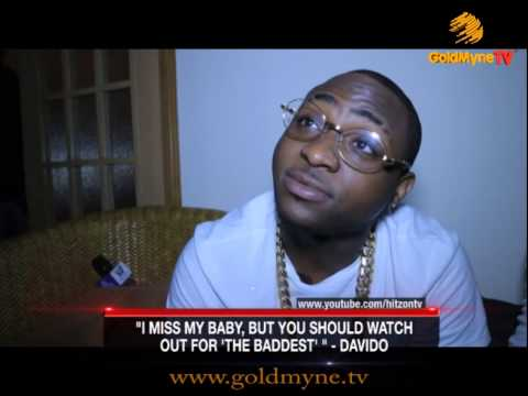 Davido talks The Baddest upcoming album @iam_Davido
