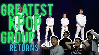 BgA | WHO'S IT GONNA BE? (MV REACTION) #kpoopers