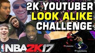 getlinkyoutube.com-NBA2K YOUTUBER LOOK ALIKE CHALLENGE