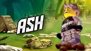 getlinkyoutube.com-LEGO® Ninjago - Meet Ash! - Season four - (fan-made)