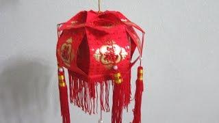 getlinkyoutube.com-CNY TUTORIAL NO. 42 - 红包灯笼 Hongbao Lantern (24-unit)