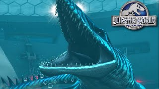getlinkyoutube.com-MONSTER OF THE DEEP And CERATOSAURUS Dinosaur Event - Jurassic World The Game