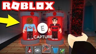 BECOMING THE BEAST in ROBLOX! (Flee The Facility)