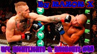 getlinkyoutube.com-UFC HIGHTLIGHTS & KNOKOUTS # 45  MMA 2015 [ ИЮЛЬ ]