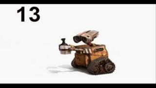 getlinkyoutube.com-WALL-E Vignettes
