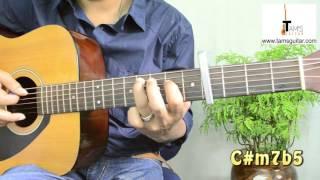 Main rahoon ya na rahoon guitar lesson (www.tamsguitar.com)