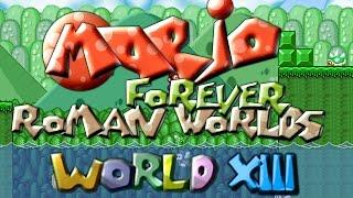 getlinkyoutube.com-Mario Forever Roman Worlds - World XIII