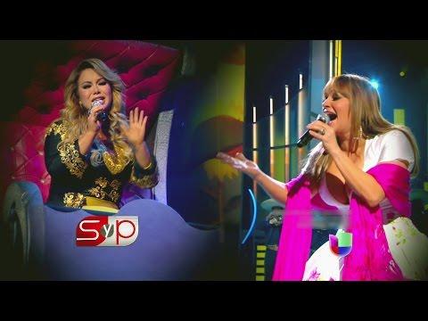 Jenni Rivera estuvo junto a Chiquis antes, durante y después de Premios Juventud
