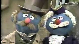 Sesame Street - Gilbert and Sullivan sings about the letter B
