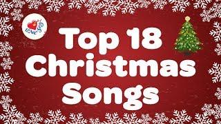 TOP 18 Christmas Songs and Carols Playlist 2017 🎅