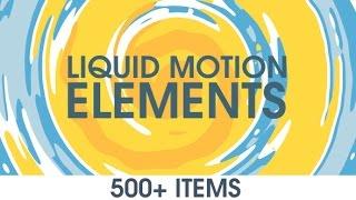 getlinkyoutube.com-Liquid Motion Elements (After Effects Template)