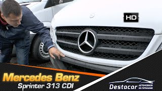 getlinkyoutube.com-Мерседес Спринтер 313, коммерческий транспорт из Германии. 2 Часть.