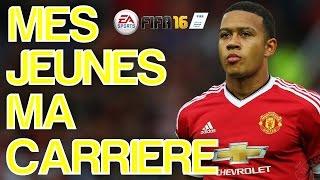 getlinkyoutube.com-FIFA 16 | MES MEILLEURS JEUNES / MA CARRIERE #1