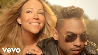 getlinkyoutube.com-Mariah Carey - #Beautiful ft. Miguel