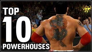 getlinkyoutube.com-WWE 2K15 - Strongest of Them All - WWE Top 10