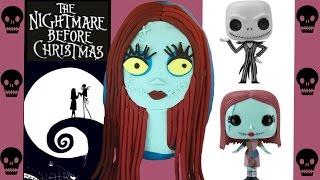 SALLY NIGHTMARE BEFORE CHRISTMAS Play Doh Surprise Egg! Jack Skellington! Blind Bags!