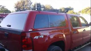 "getlinkyoutube.com-A.R.E ""Z-Series"" Truck Cap or Camper Shell"