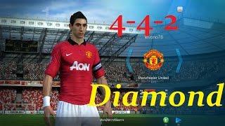 getlinkyoutube.com-FIFA Online3 - บอลสบายๆสไตล์ Manchester United 2014#4-4-2 DIAMOND Ranking1-1