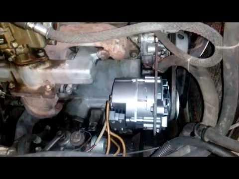 Где щетки генератора в GAZ 69