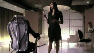 "Nikita 1x22 - Alex & Amanda - ""Because I wanna live."""