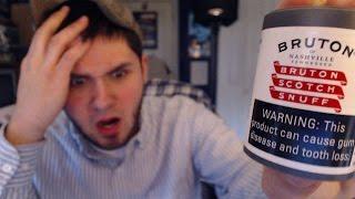 getlinkyoutube.com-Trying Nasal Snuff (25K Subs!)