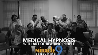 getlinkyoutube.com-MEDICAL HYPNOSIS with ART of READING PEOPLE | MIRACLE 9 CONSULTING