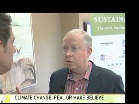 James Hoggan talks Climate Cover-Up on P3