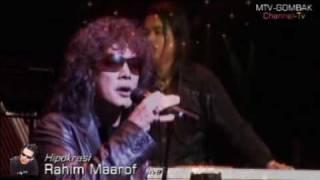 Rahim Maarof - Hipokrasi `live` HD